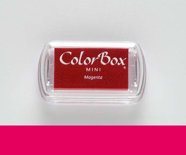 Mini ColorBox · Magenta - Magenta