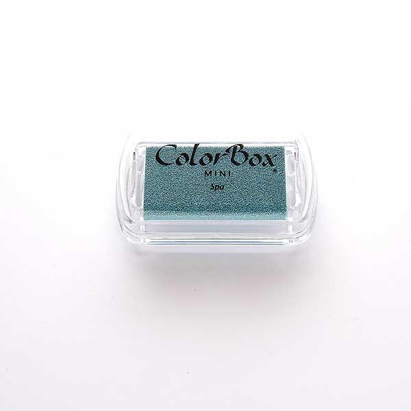 Mini ColorBox · Spa - Schwimmbad Blau