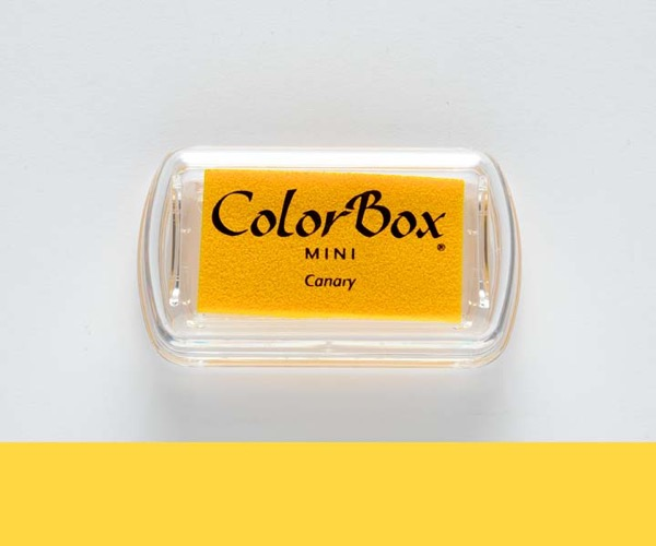 Mini ColorBox · Canary - Kanarienvogel