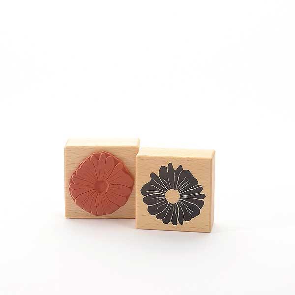 Motivstempel Titel: Blumenbaukasten - Blüte (flächig)