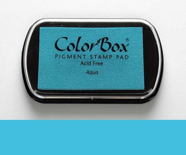 ColorBox · Aqua - Aqua Blau