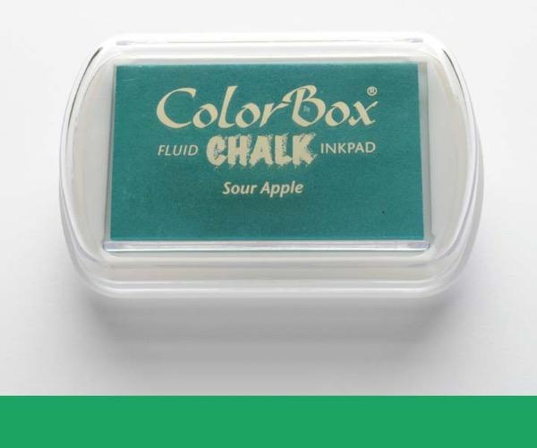 ColorBox Chalk · Sour Apple - Kreide Grüner Apfel