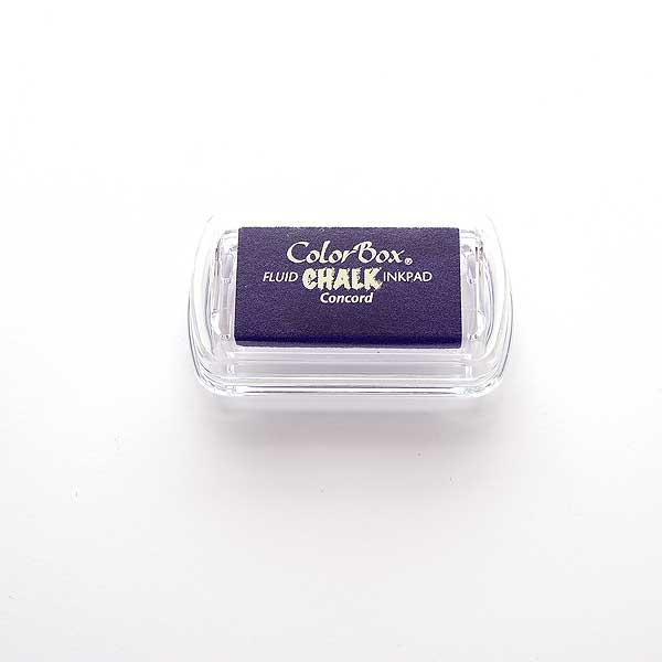 Mini-Chalk · Concord - Kreide Kobaltviolett
