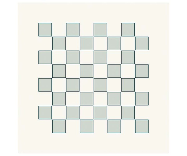 Grafische Schablonen - Schachbrett