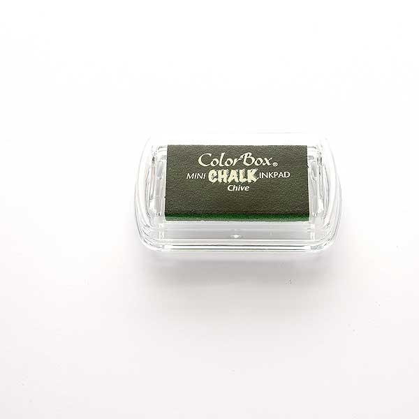Mini-Chalk · Chive - Kreide Schnittlauch