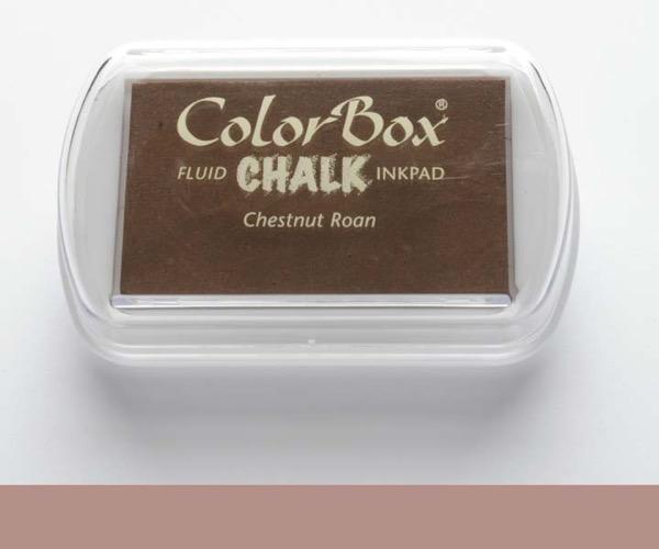 ColorBox Chalk · Chestnut Roan - Kreide Kastanie