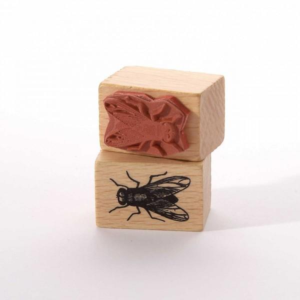 Motivstempel Titel: Fliege