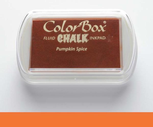 ColorBox Chalk · Pumpkin Spice - Kreide Kürbis