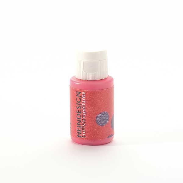 Stoffstempelfarbe - Pink