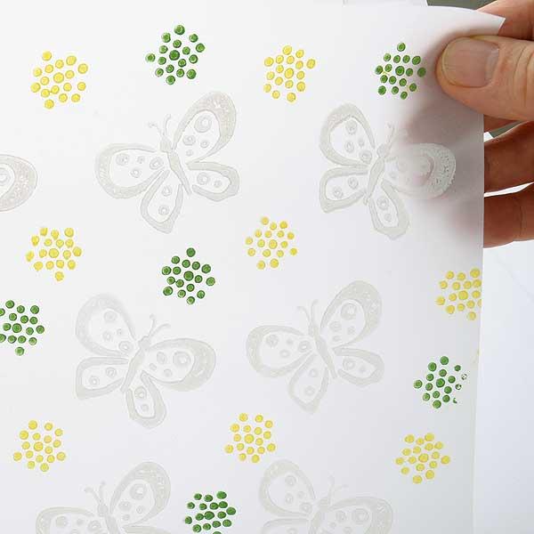 Amadeo Papier Transparent