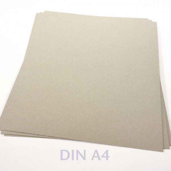 Amadeo Karten ziemlich Grau DIN A4
