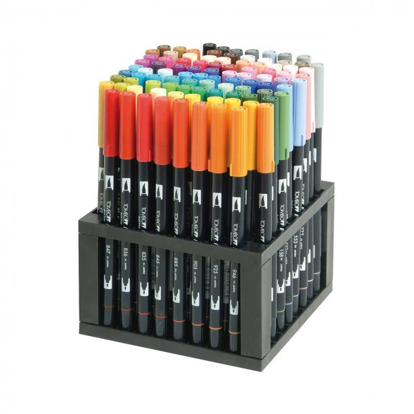 Tombow Dual Brush Pen 96er-Set