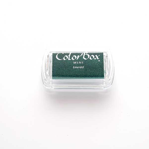 Mini ColorBox · Emerald - Smaragdgrün