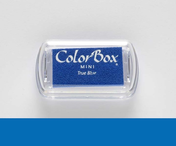 Mini ColorBox · True Blue - Wahres Blau
