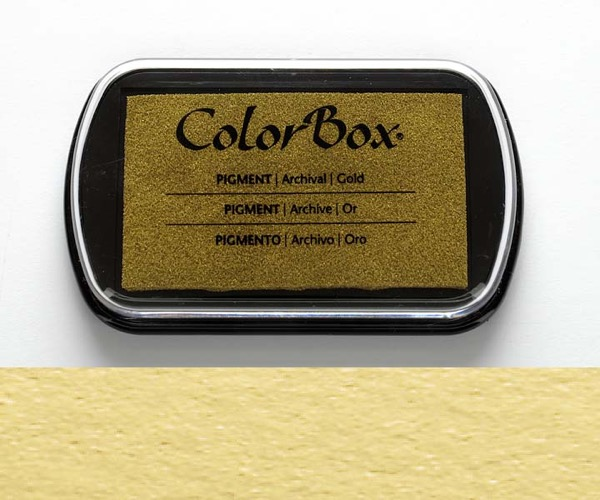 ColorBox · Gold - Gold (deckend)
