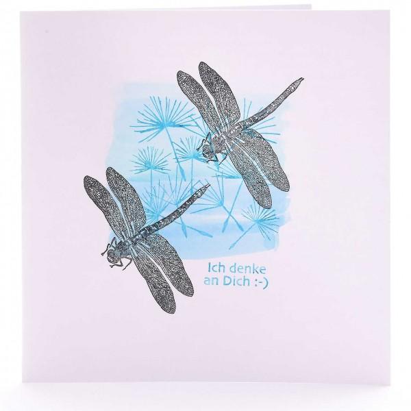 Libellen und Pustedinger