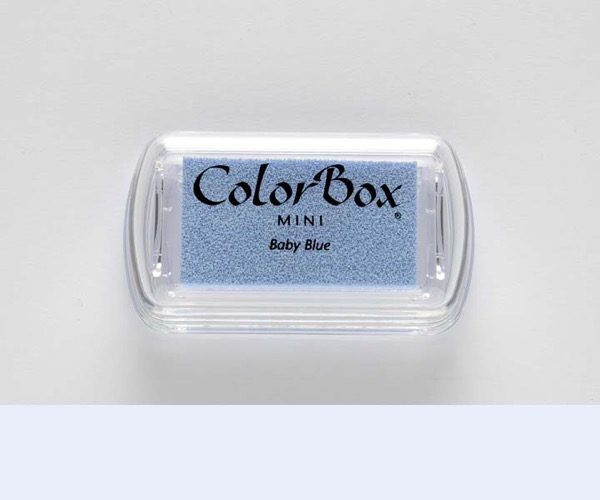 Mini ColorBox · Baby Blue - Baby Blau