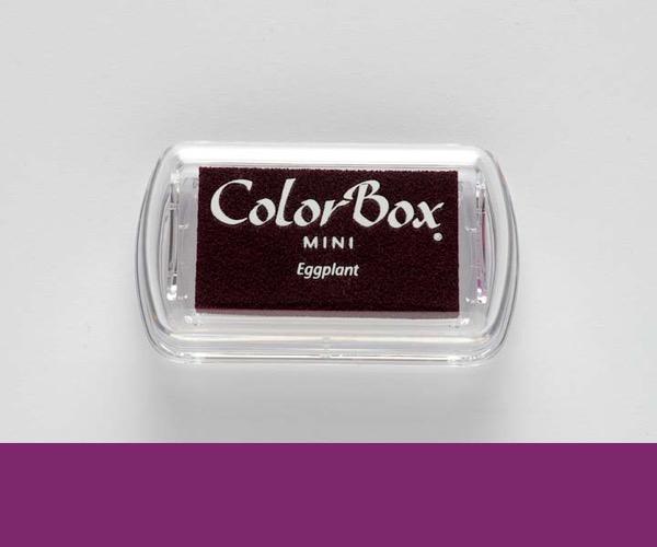 Mini ColorBox · Eggplant - Aubergine