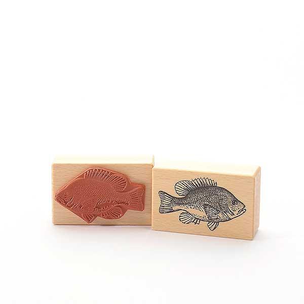 Motivstempel Titel: Dicker Fisch