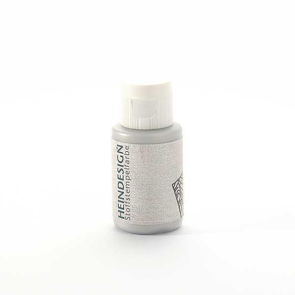 Stoffstempelfarbe - Silber
