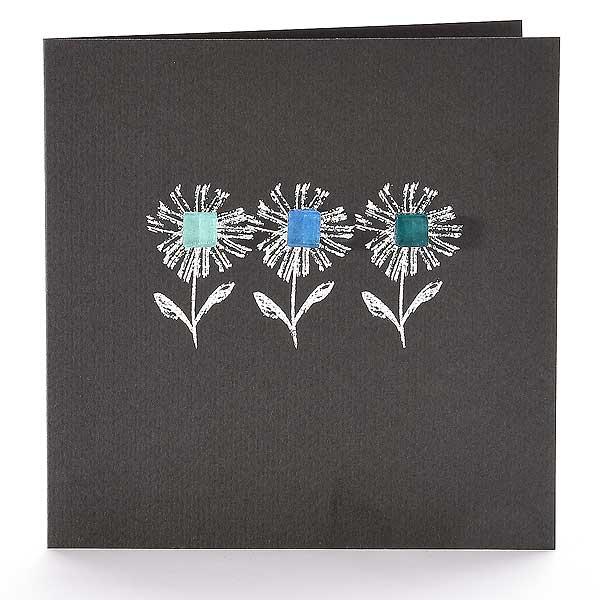 Drei Blumen