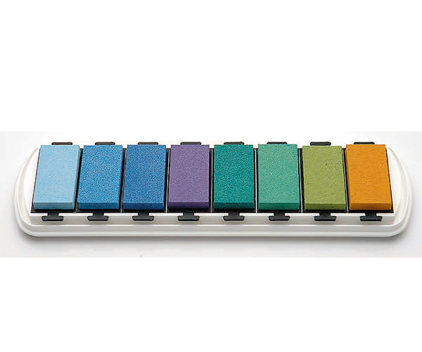 ColorBox Chalk - Kreide · 8 Farben - Meeresbrise
