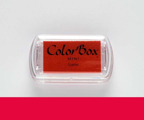 Mini ColorBox · Scarlet - Scharlachrot