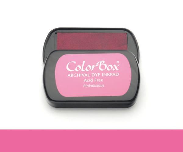 CB Archival Dye Ink Stempelkissen · Pinkolicious - Pinkisch