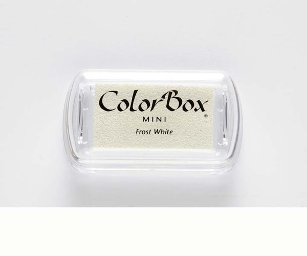 Mini ColorBox · Frost White - Frostweiß
