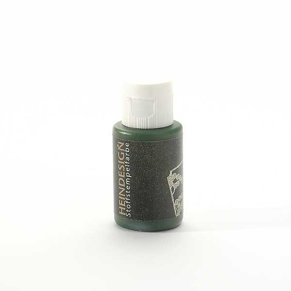 Stoffstempelfarbe - Grün