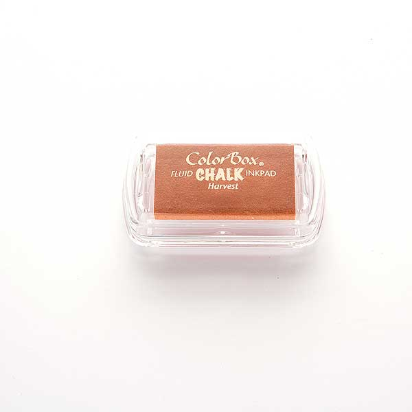 Mini-Chalk · Harvest - Kreide herbstlich Braun