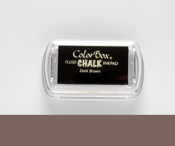 MINI-Chalk Dark Brown - Dunkelbraun
