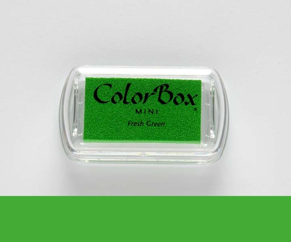 Mini ColorBox · Fresh Green - Grasgrün