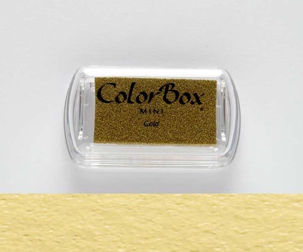 Mini ColorBox · Gold - Gold (deckend)