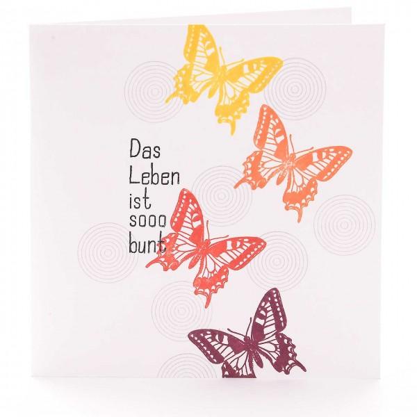 Alter Schmetterling