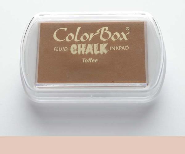 ColorBox Chalk · Toffee - Kreide Karamell