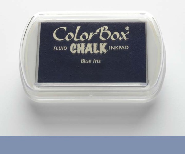 ColorBox Chalk · Blue Iris - Kreide Blaue Iris