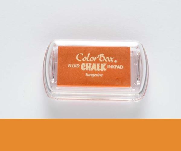 MINI-Chalk Tangerine - Mandarine