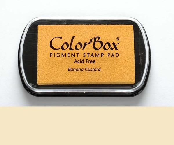 ColorBox · Banana Custard - Banane