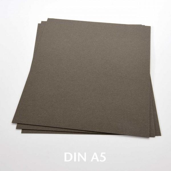 Amadeo Karten fast Schwarz DIN A5