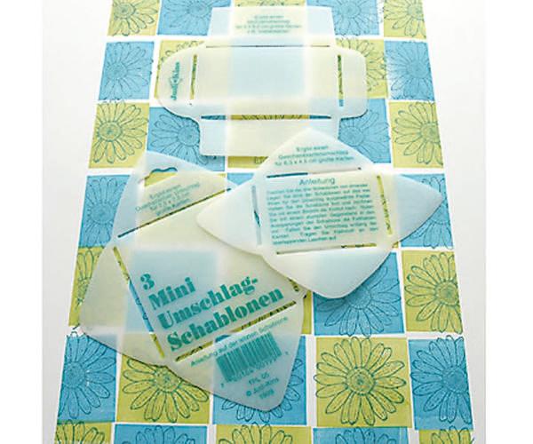 Judi-Kins 3 Mini-Umschlagschablonen