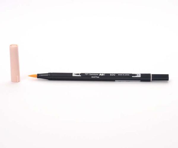 Tombow Dual Brush Pen - Flesh - Fleisch