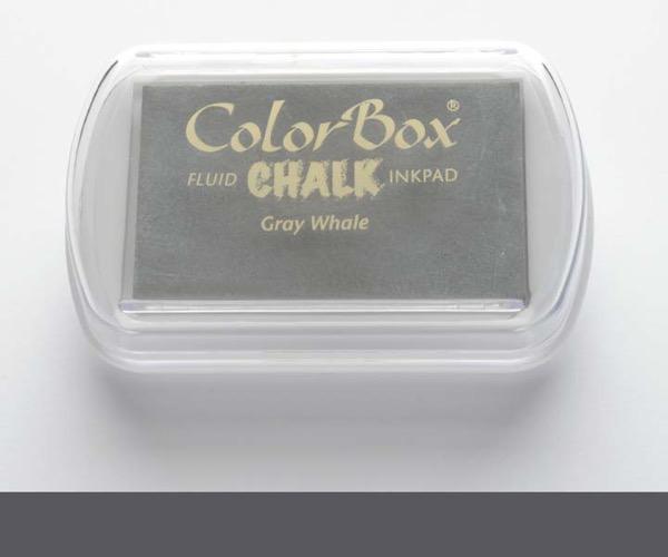ColorBox Chalk · Gray Whale - Kreide Grauwal