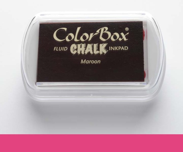 ColorBox Chalk · Marone - Kreide Marone