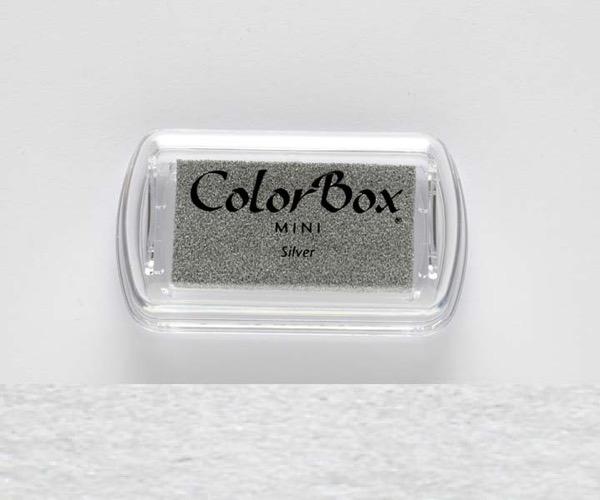 Mini ColorBox · Silver - Silber (deckend)