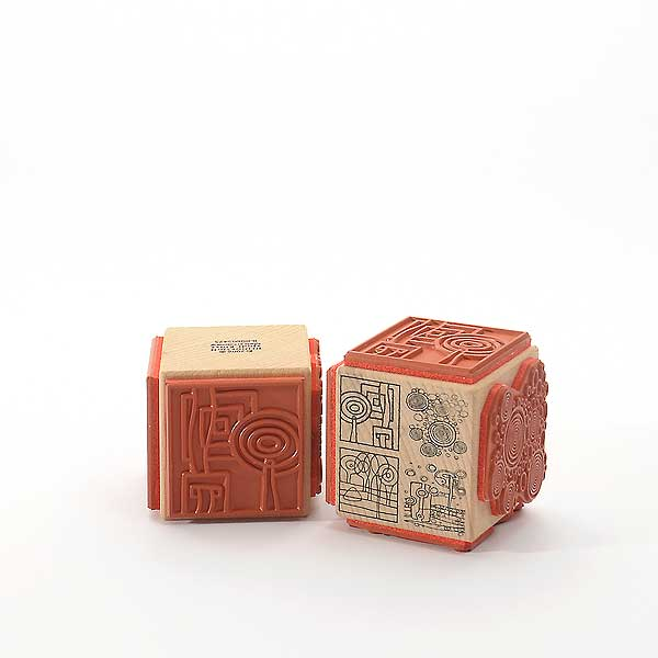Motivstempel Titel: Moderne Muster und Ornamente