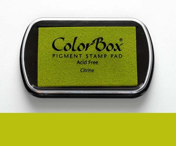 ColorBox · Citrine - Grüner Topaz