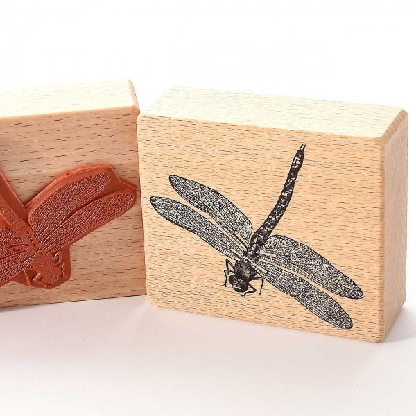Motivstempel Titel: Libelle