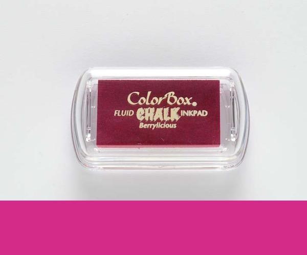 MINI-Chalk Berrylicous - Rote Beeren