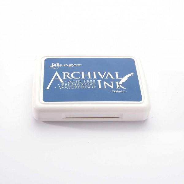 Ranger Archival Ink - Cobalt · Kobaltblau